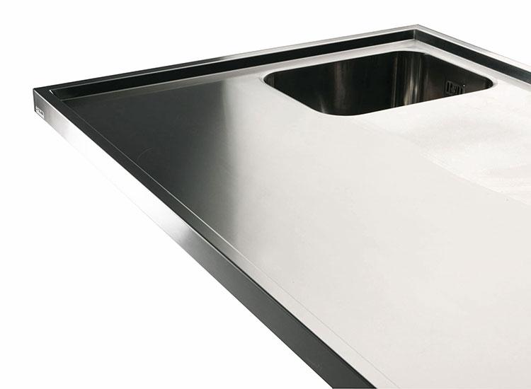 Talassi arredamenti arredi tecnici modulari ed for Piani di garage di base
